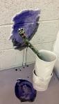 Snake B (porcelain and Han purple)
